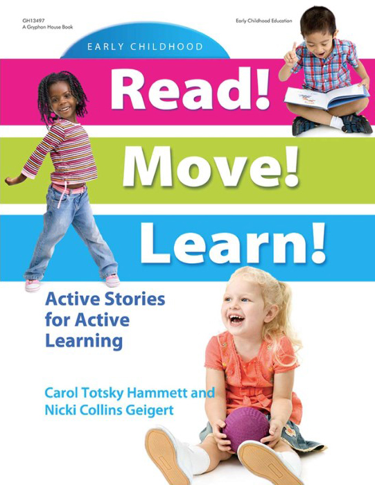Read! Move! Learn! Active Stories For Active Learning