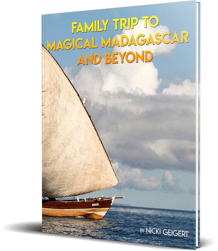 Family Trip To Magical Madagascar