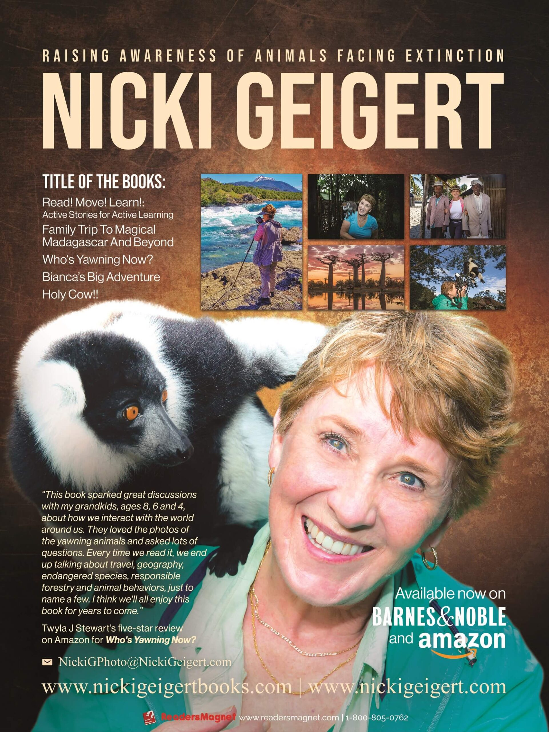 Nicki Geigert Full Page Author