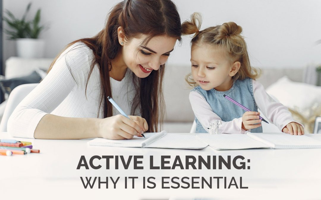 Active Learning: Why It Is Essential